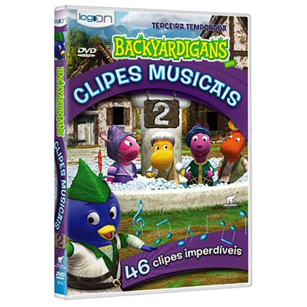 dvd backyardigans clipes musicais gratis