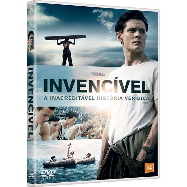 invencivel-dvd