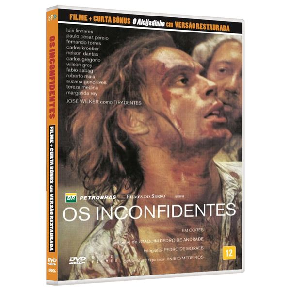 os-inconfidentes-dvd