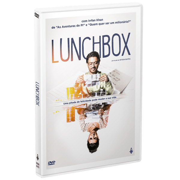 DVD-Lunchbox